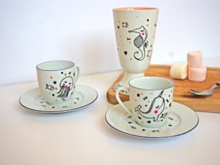 Mugs Animaux marins:  de style  par God Save the Teatime