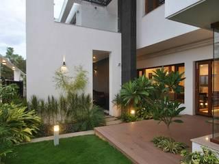 Terraços  por  Murali architects, Moderno
