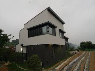 CASA MUSICA 모던스타일 주택 by 구도건축사사무소 모던