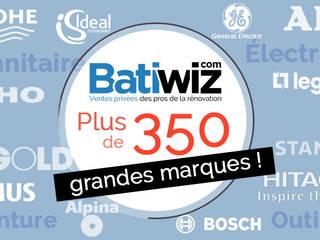 Les grandes marques de Batiwiz:  de style  par Batiwiz SAS