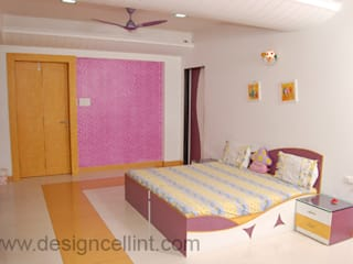 Bedroom Designs:   by Design Cell Int