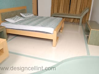 Bedroom Designs: modern  by Design Cell Int,Modern