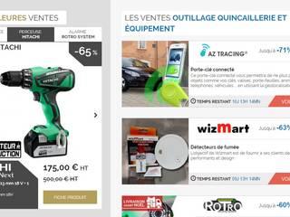 2 - Choisissez votre produit:  de style  par Batiwiz SAS