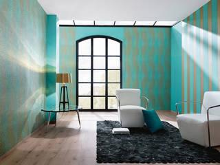 Disbar Papeles Pintados Walls & flooringWallpaper Paper Turquoise