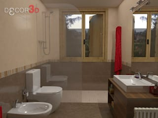 Classic style bathroom by Nuria Decor3D Classic