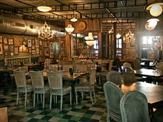 Pali Bhavan Team Design 餐廳