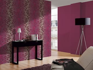 Disbar Papeles Pintados Walls & flooringWallpaper Paper Purple/Violet