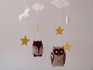 mobiles de créatures de la forêt enchantée:  de style  par Paloma Esono Creations