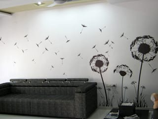 Salon moderne par BION Creations Pvt. Ltd. Moderne