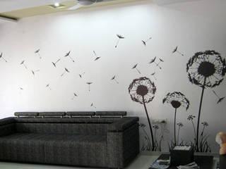 Livings de estilo moderno de BION Creations Pvt. Ltd. Moderno