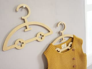Banana Yolk Nursery/kid's roomWardrobes & closets