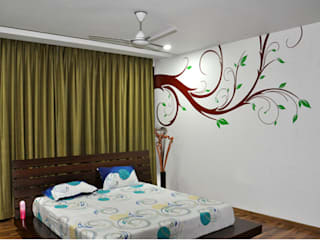 Modern style bedroom by BION Creations Pvt. Ltd. Modern