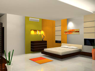 Bedroom by DecMore Interiors, Modern