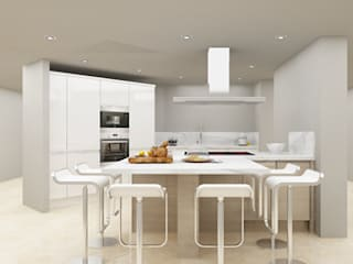 Modern kitchen by DecMore Interiors Modern