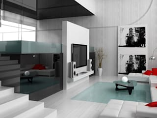 Modern living room by DecMore Interiors Modern