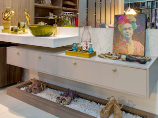 eclectic  by Milla Holtz & Bruno Sgrillo Arquitetura, Eclectic