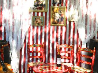 Fiesta Flamenca Jardines de estilo clásico de Los Sueños de Julieta Clásico