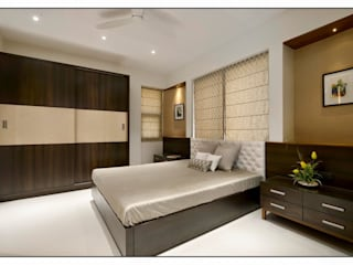 BEDROOM Designs Modern style bedroom by Artek-Architects & Interior Designers Modern
