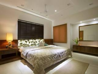 Moderne Schlafzimmer von P & D Associates Modern