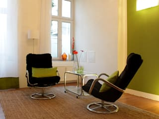 ORTerfinder Modern study/office Green