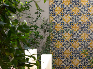 Jardines de estilo moderno de Eliane Mesquita Arquitetura Moderno