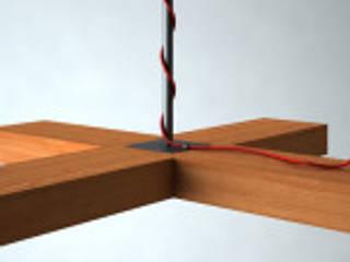 Tree Lamp:  in stile  di Lucchesini Design