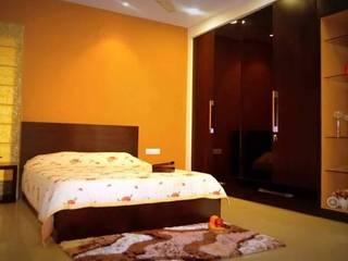 Livin interiors Camera da letto moderna