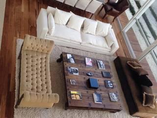 Casa Moderna GG&A Modern living room