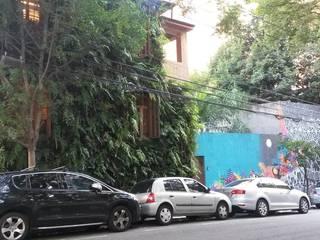 Intervención Bochera en Sao Paulo La Bocheria Casas estilo moderno: ideas, arquitectura e imágenes