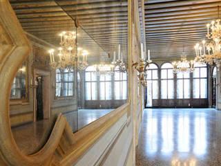 Living room by Guadagni Design, Modern