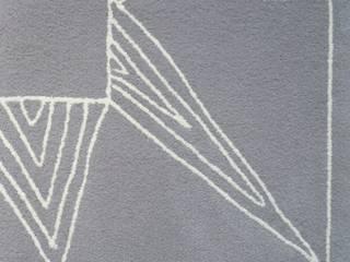 Leone edition Walls & flooringCarpets & rugs Wool Grey