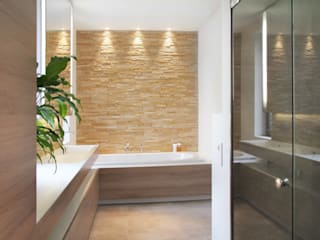 Bathroom by Olivier De Cubber - Architecture d'intérieur, design & décoration, Modern
