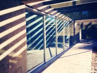 CASA MEDRANO CHACRAS DE CORIA: Casas de estilo  por   Arq. Ana Paula Schmidt
