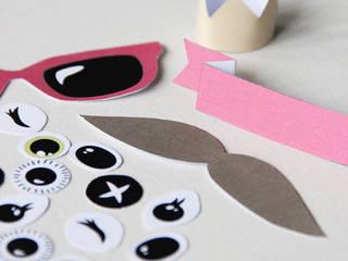 Renne - Kit créatif DIY Trophée par Idée Créative Méditerranéen