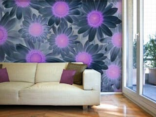 Wall Coverings:   by My Decorative