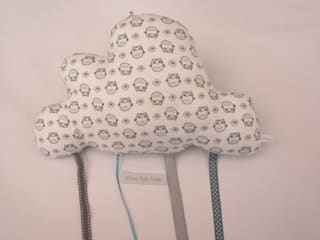 coussin nuage réversible:  de style  par Miloo Fée Main