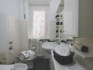 Realizzazioni: Bagno in stile  di Irene Gagliazzo