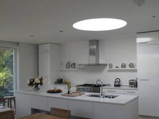 Lea Road (2) Modern kitchen by Civic Design + Build Modern