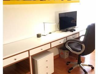 Obra Los Silos MFP Diseño de Interiores Estudios y oficinas modernos