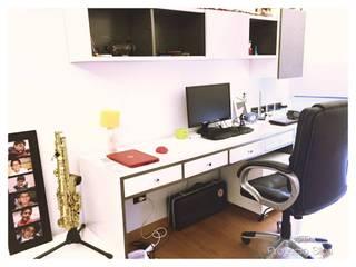 Obra Los Silos Studio moderno di MFP Diseño de Interiores Moderno
