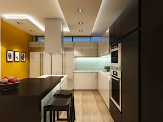 Kitchen by NOGARQ C.A.,