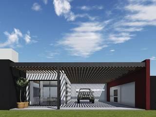 Proyecto Quincho en Las Rosas by ARBOL Arquitectos Modern