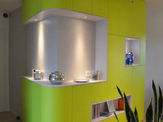 """Appartement """"B&B"""" à Nantes par DESIDERARE Moderne"""