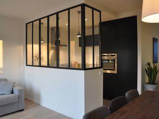 """Appartement """"B&B"""" à Nantes Cuisine moderne par DESIDERARE Moderne"""