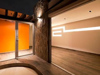 Modern balcony, veranda & terrace by State of Light Modern
