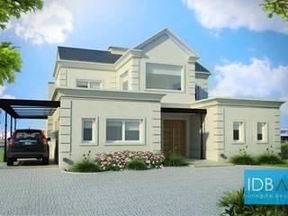 Casas de estilo  de IDB ARQ, Clásico