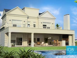 A079: Casas de estilo  por IDB ARQ