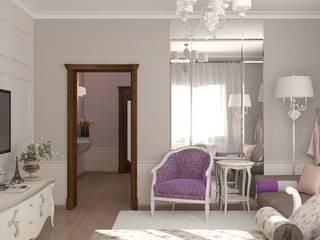 Salas de estilo clásico de Brama Architects Clásico