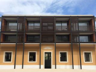 Casas modernas de SOUSA LOPES, arquitectos Moderno