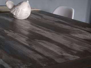 Stół Drewniany: styl , w kategorii  zaprojektowany przez Treefabric